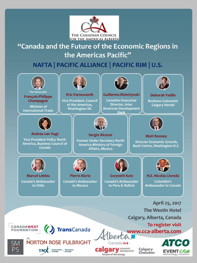CANADA AND THE FUTURE OF THE ECONOMIC REGIONS IN THE AMERICAS PACIFIC