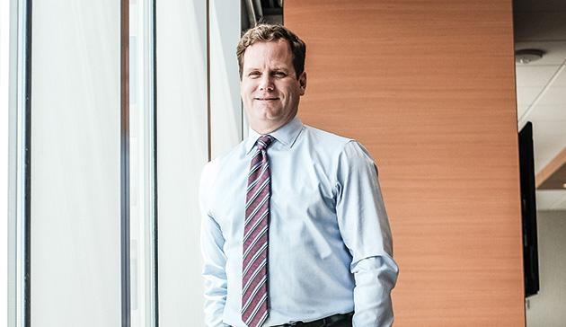 Crescent Point CEO Scott Saxberg