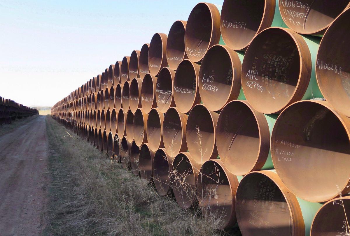 Keystone pipeline 1200x810