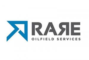 Rare Oilfield Logo Featured