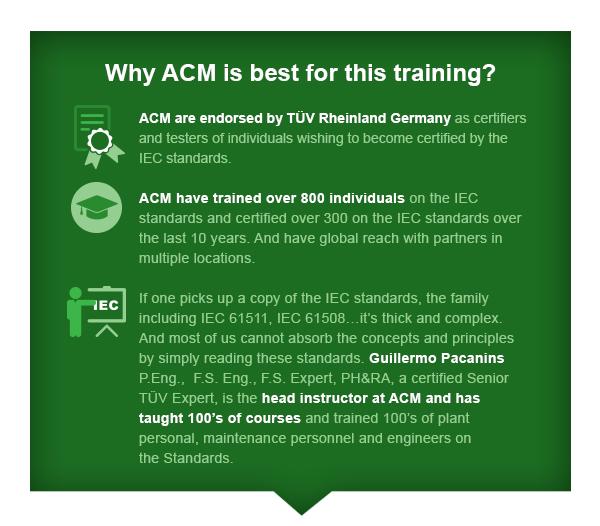 ACM Dec1 - WhyACM