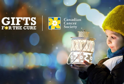 Give the Sparkle of the Season to a Child Facing Cancer