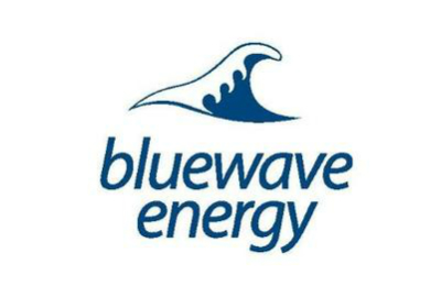 Bluewave Energy Feature Logo
