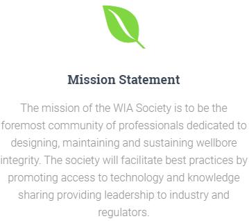 WIA Mission Statement