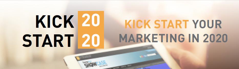 Kick Start 2020 Header
