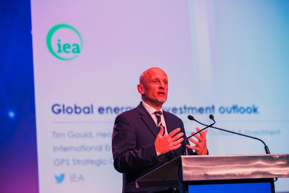 Tim Gould, Head of Division, Energy Supply and Investment Outlooks for the International Energy Agency (IEA)