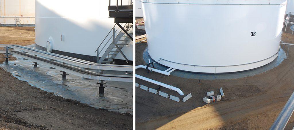 Bulk Storage Tank Aprons To Prevent Soil Erosion – Halo Environmental 3