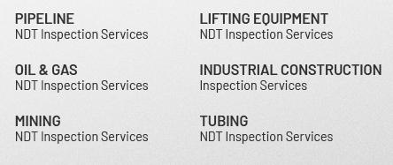 FEATURED COMPANY - Buffalo Inspection Services - Non-Destructive Examination Services 2