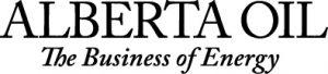 Alberta Oil Logo