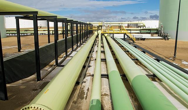 Gibson Energy - Pipeline Network