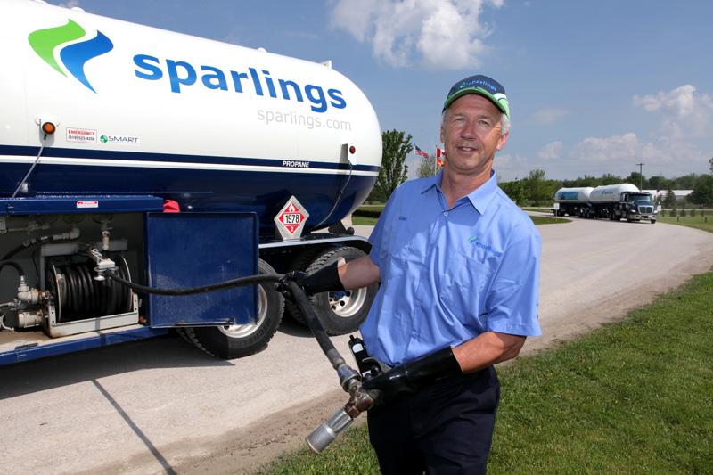 Sparlings-Parkland Fuel